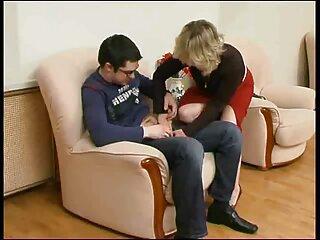 مارگوت با جوراب های مشکی الاغ لخت فیلم های سکسی جدید خارجی خوب خود را نشان می دهد