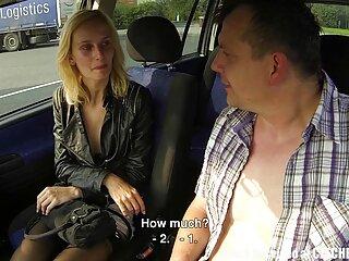 سربازان شاخ به طور همزمان ایوانا بلوند را فیلم های جدید سکسی خارجی در دو سوراخ لعنتی می کنند