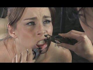 دختر چک با یک شخص سایت های سکسی جدید با موی چتری زیبا