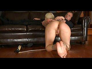 دختر با جوراب ساق بلند bbc را در فیلم های سکسی جدید خارجی الاغ می گیرد